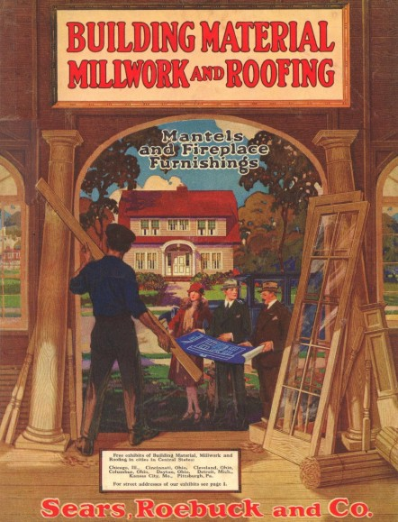 THE EVERYTHING 4 LESS STORE :: SEARS MILLWORK VINTAGE CATALOGS AND